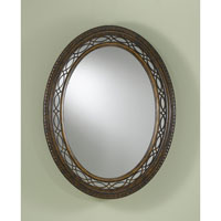 Feiss Drawing Room Mirror in Walnut MR1066WAL alternative photo thumbnail