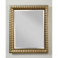 Feiss Sinatra Mirror in Silver Leaf MR1116SL