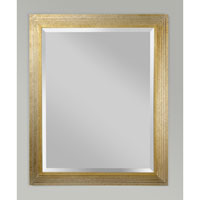 Feiss Darwin Mirror in Gold and Silver MR1117GD/SV