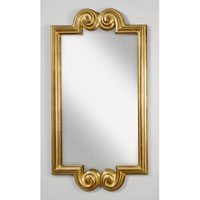 Feiss Melanie Mirror in Pale Antique Gold MR1121PAG alternative photo thumbnail