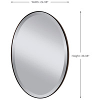 Feiss Johnson Mirror in Oil Rubbed Bronze MR1126ORB