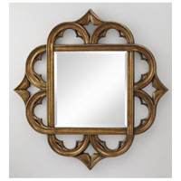 Feiss Carolyn Mirror in Antique Gold MR1133AGD alternative photo thumbnail