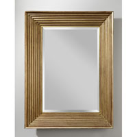 Feiss Stepped Mirror in Silver Sand MR1134SVSD