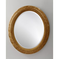 Feiss Arlene Mirror in Pale Antique Gold MR1142PAG