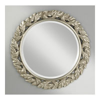 Feiss Leaves Mirror in Antique Silver Leaf MR1144ASLF