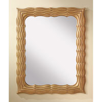 Feiss Lavine Mirror in Antique Gold MR1147AGD