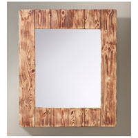 Feiss Montana Mirror in Smoked Wood MR1168SMW