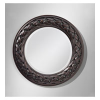 Feiss Signature Mirror in Liberty Bronze MR1177LBR