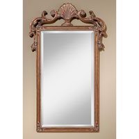 Feiss Signature Mirror in Aegean Gold MR1188AG