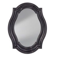 Feiss Signature Mirror in High Gloss Black MR1208HGB