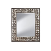 Feiss Signature Mirror in Electric Platinum MR1210EP