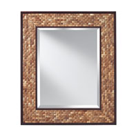 Feiss Weave Mirror in Natural Coconut & Kona MR1211NCK