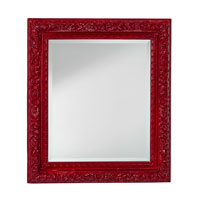 Feiss Signature Mirror in Crimson Lacquer MR1223CRML