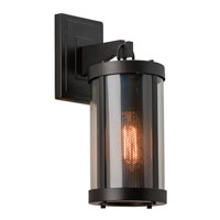 Feiss Bluffton 1 Light Outdoor Lantern Wall Sconce in Oil Rubbed Bronze OL12000ORB
