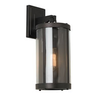 Feiss Bluffton 1 Light Outdoor Lantern Wall Sconce in Oil Rubbed Bronze OL12001ORB
