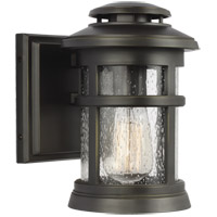 Feiss OL14300ANBZ Newport 9 inch Antique Bronze Outdoor Wall Lantern