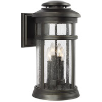 Feiss OL14303ANBZ Newport 20 inch Antique Bronze Outdoor Wall Lantern