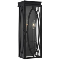 Feiss OL14311DWZ Patrice 17 inch Dark Weathered Zinc Outdoor Wall Lantern