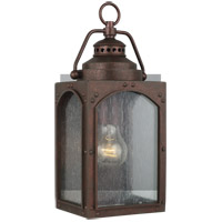 Feiss OL14370CO Randhurst 14 inch Copper Oxide Outdoor Wall Lantern