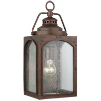 Feiss OL14371CO Randhurst 16 inch Copper Oxide Outdoor Wall Lantern