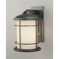 Feiss Lighthouse 1 Light Outdoor Wall Sconce in Burnished Bronze OL2202BB