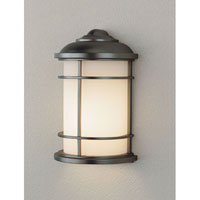 Feiss Lighthouse 1 Light Outdoor Wall Sconce in Burnished Bronze OL2203BB