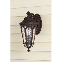 Feiss Regent Court 2 Light Outdoor Wall Sconce in Walnut OL5601WAL alternative photo thumbnail