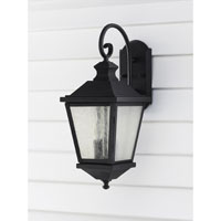 Feiss Woodside Hills 2 Light Outdoor Wall Sconce in Black OL5701BK