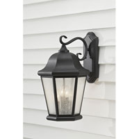 Feiss OL5904BK Martinsville 4 Light 20 inch Black Outdoor Wall Sconce alternative photo thumbnail