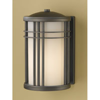 Feiss Colony Bay 1 Light Outdoor Wall Lantern in Oil Rubbed Bronze OL6701ORB alternative photo thumbnail