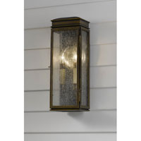 Feiss OL7400ASTB Whitaker 2 Light 17 inch Astral Bronze Outdoor Wall Bracket alternative photo thumbnail