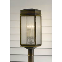 Feiss Whitaker 4 Light Post Lantern in Astral Bronze OL7407ASTB
