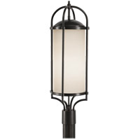 Feiss Dakota 3 Light Post Lantern in Espresso OL7607ES