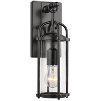 Feiss OL7621ES Dakota 17 inch Espresso Outdoor Wall Lantern