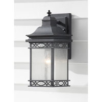 Feiss Liberty 1 Light Outdoor Wall Bracket in Fog OL8000FOG