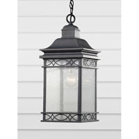 Feiss Liberty 1 Light Outdoor Hanging Lantern in Fog OL8011FOG alternative photo thumbnail