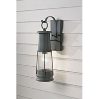 Feiss Chelsea Harbor 1 Light Outdoor Wall Sconce in Storm Cloud OL8101STC