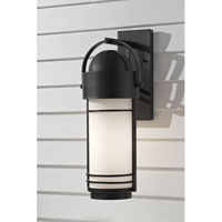 Feiss Carbondale 1 Light Outdoor Wall Sconce in Dark Chocolate OL8302DRC
