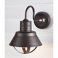 Feiss Derek 1 Light Outdoor Wall Sconce in Oil Rubbed Bronze OL8801ORB alternative photo thumbnail