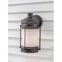 Feiss Dockyard 1 Light Outdoor Wall Sconce in Oil Can OL9102OLC