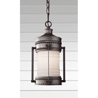 Feiss OL9109OLC Dockyard 1 Light 7 inch Oil Can Outdoor Hanging Lantern alternative photo thumbnail