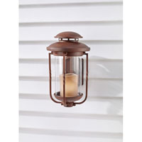 Feiss Menlo Park 1 Light Outdoor Wall Sconce in Cinnamon OL9201CN