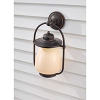 Feiss McCoy 1 Light Outdoor Wall Sconce in Grecian Bronze OL9302GBZ