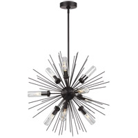 Feiss Steel Outdoor Chandeliers