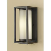 Feiss Industrial Moderne 1 Light Outdoor Wall Sconce in Oil Rubbed Bronze OLPL7000ORB
