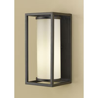 Feiss Industrial Moderne 1 Light Outdoor Wall Sconce in Oil Rubbed Bronze OLPL7001ORB