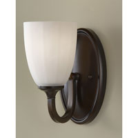 Feiss Perry 1 Light Vanity Strip in Heritage Bronze VS17401-HTBZ