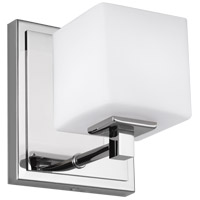 Chrome Steel Sutton Bathroom Vanity Lights