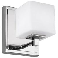 Feiss VS24321CH-L1 Sutton 6 inch Chrome Wall Bath Fixture Wall Light in 1