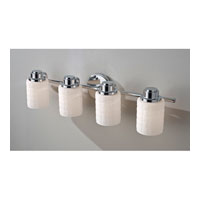 Feiss Wadsworth 4 Light Vanity Strip in Chrome VS32004-CH